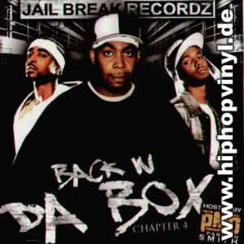 Jail Break Records present: - Back in da box mix