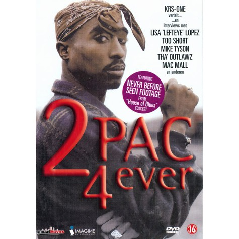2Pac - 4 ever