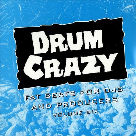 Drum Crazy - Vol.6