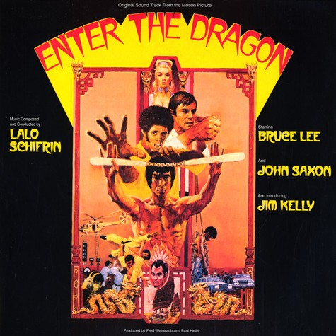 V.A. - OST Enter the dragon
