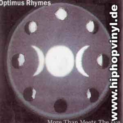 Optimus Rhymes - More than meets the eye