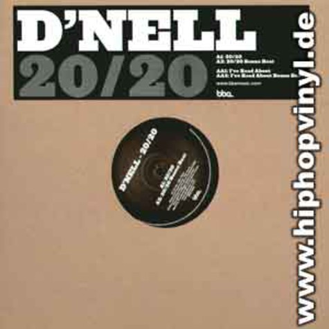 D'nell - 20/20