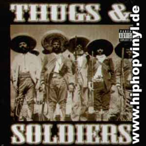 V.A. - Thugs & soldiers