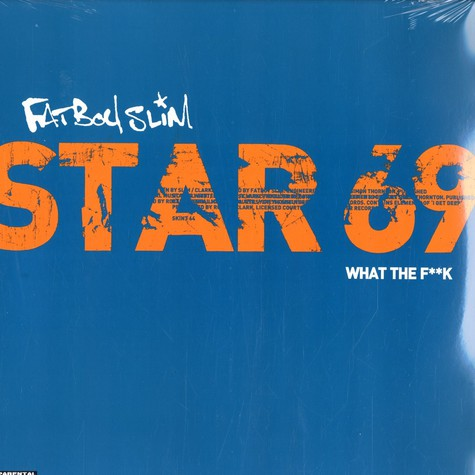 Fatboy Slim - Star 69 remixes