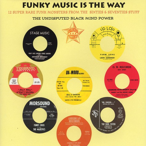 V.A. - Funky music is the way