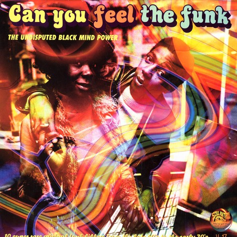 V.A. - Can you feel the funk