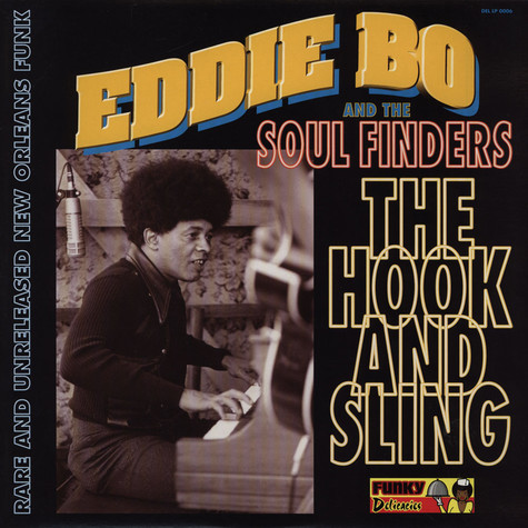 Eddie Bo - The hook & sling