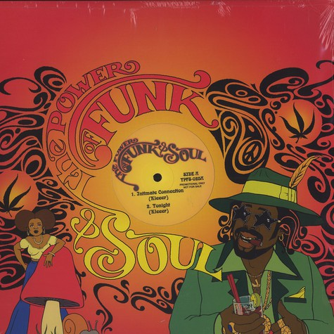 Power Of Funk & Soul, The - Volume 25