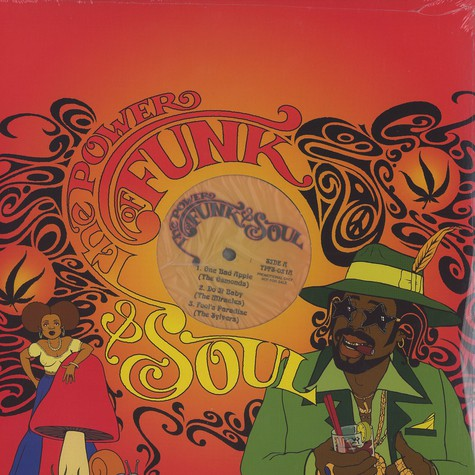 Power Of Funk & Soul, The - Volume 21