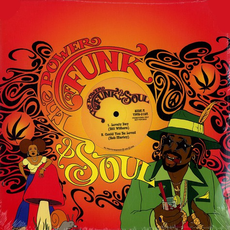 Power Of Funk & Soul, The - Volume 18