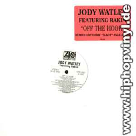 Jody Watley - Off the hook remix feat. Rakim