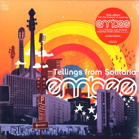 Embee - Tellings from solitaria