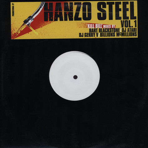 V.A. - Hanzo steel vol.1