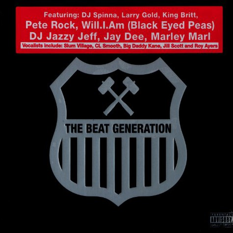 V.A. - The beat generation sampler