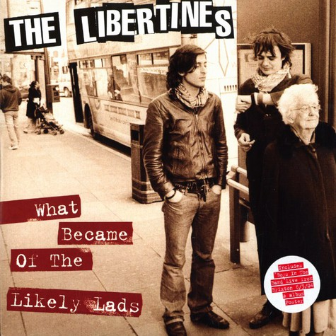 Libertines, The - What became of the likely ladies