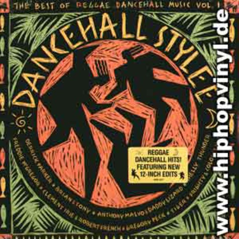 V.A. - Dancehall stylee vol.1