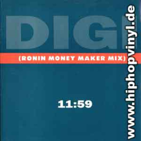 11:59 - Digi ronin money maker remix