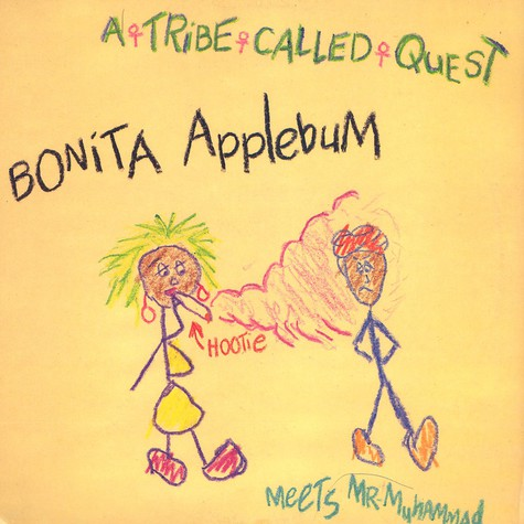 A Tribe Called Quest - Bonita applebum
