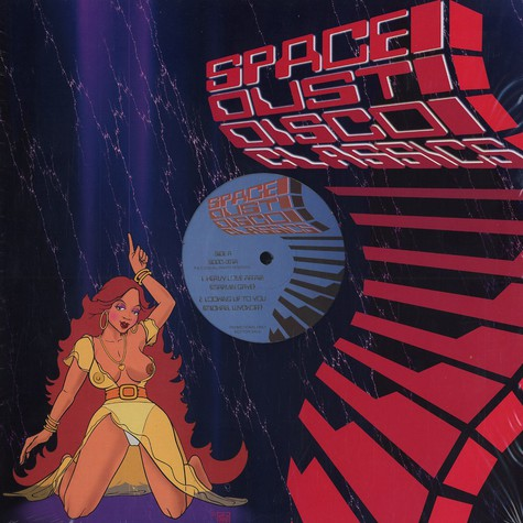 Space Dust Disco Classics - Volume 7