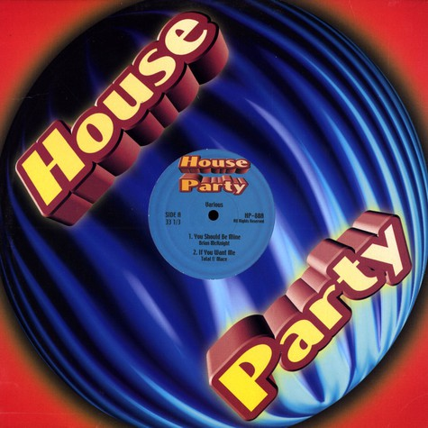House Party - Volume 88