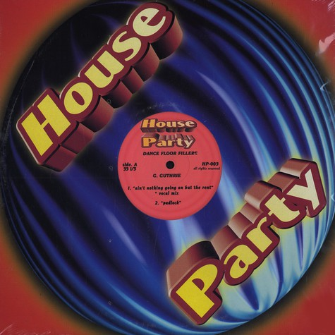 House Party - Volume 3