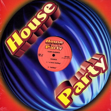 House Party - Volume 1