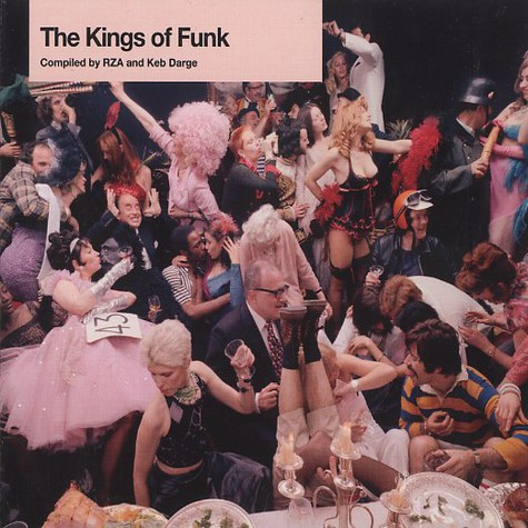 RZA and Keb Darge - The kings of funk