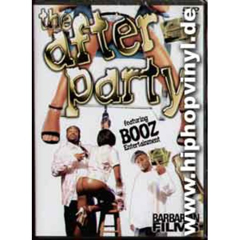 Duck Down & Booz presents - The after party