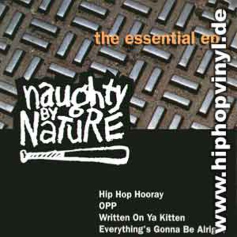 Naughty by Nature - The essentials ep