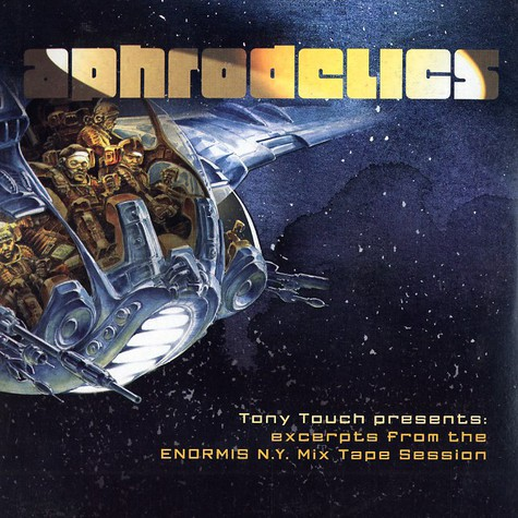 Aphrodelics - Excerpts from the 'Enormis N.Y.' mix tape