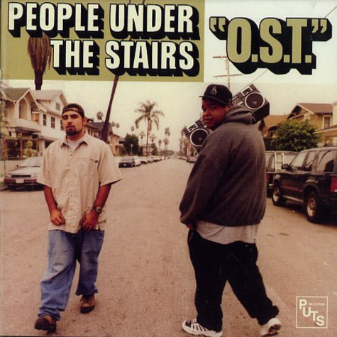 People Under The Stairs - O.S.T.