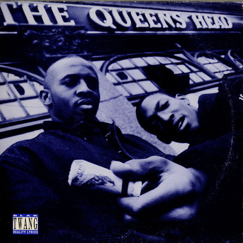 Blak Twang - The Queens Head