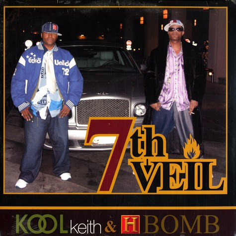 7th Veil (Kool Keith & H Bomb) - What's Up Now