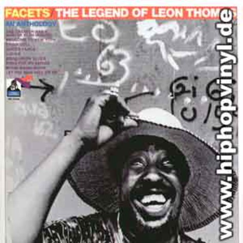 Leon Thomas - Facets - an anthology