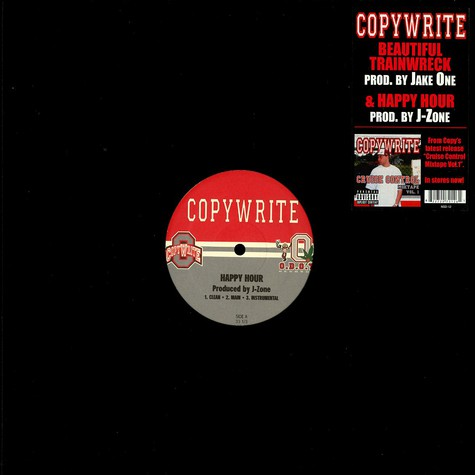 Copywrite - Beautiful trainwreck