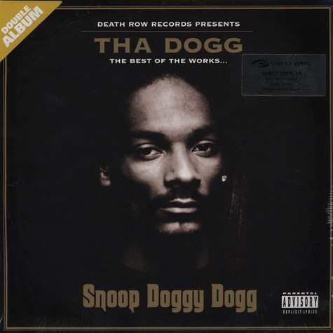 Snoop Doggy Dogg - Tha dogg  - the best of the works ...