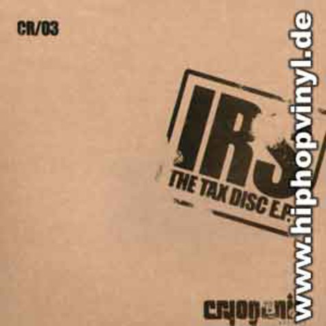 Irs, The - The tax disk