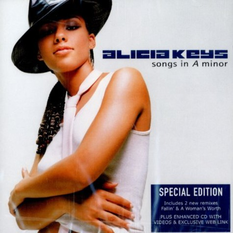 Alicia Keys - Songs in a minor special edition