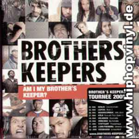 Brothers Keepers - Am i my brother's keeper