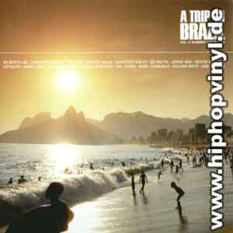 V.A. - A Trip To Brazil Volume 4: Summer Pop Samba