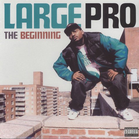 Large Professor - The Beginning