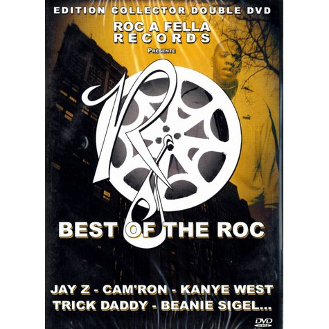 Roc-A-Fella presents - Best of the roc