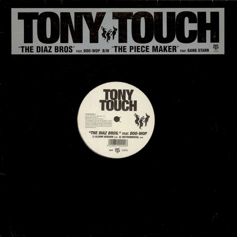 Tony Touch - The diaz bros feat. Doo Wop