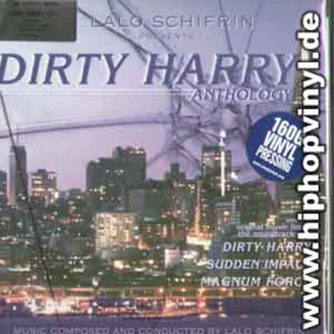 Lalo Shifrin - Dirty harry anthology