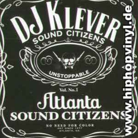 DJ Klever - Sound citizens volume 1