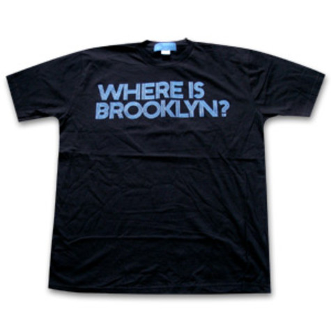 Blue Note - Where is Brooklyn T-Shirt