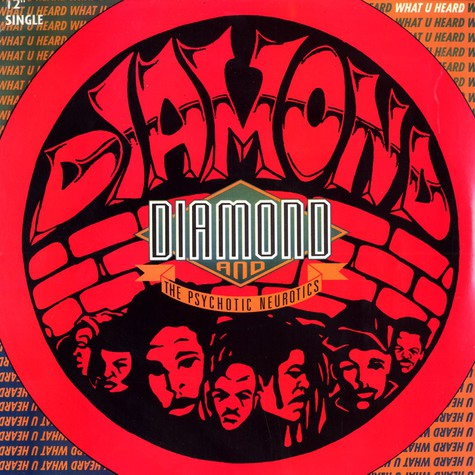 Diamond D - What u heard
