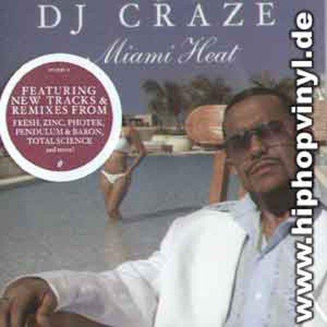 DJ Craze - Miami heat