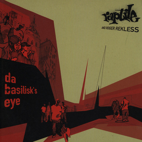 Raptile & Roger Reckless - Da basilisk's eye