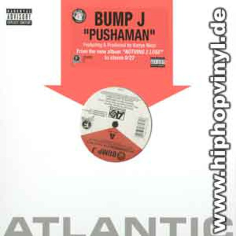 Bump J - Pushaman feat. Kanye West